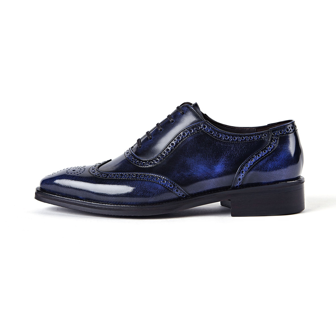 MIRAVO 1 [Premium Wing-Tip Oxford] (Customizable)