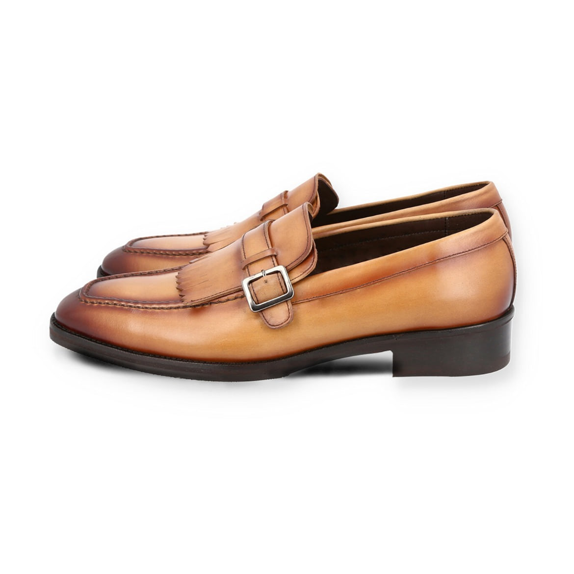 EZEKIEL 6 [Premium Monkstrap Loafer] (Customizable)